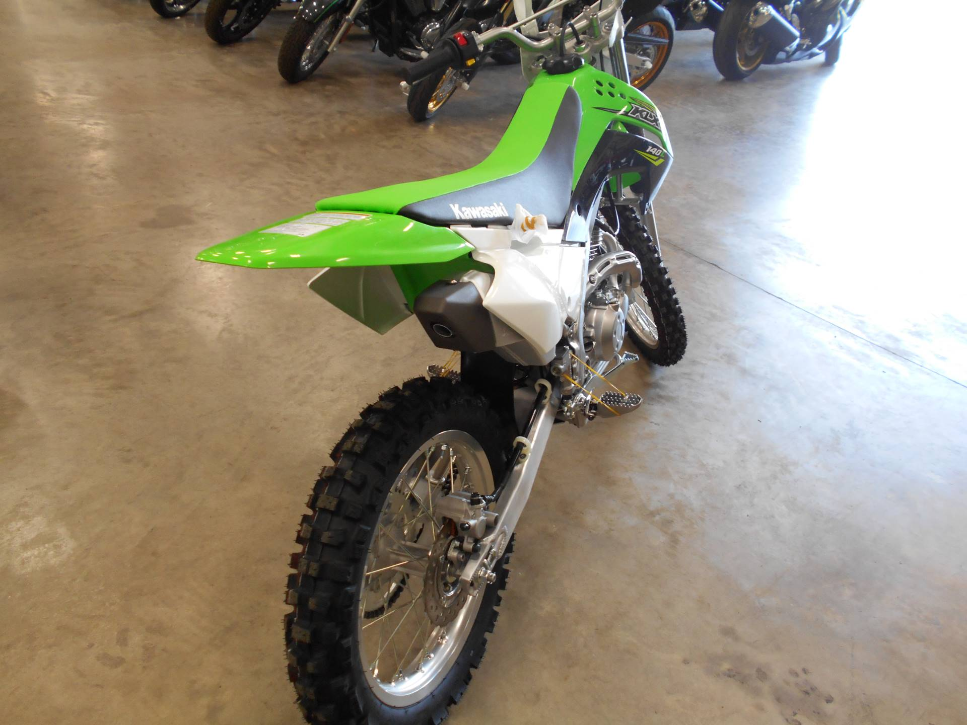 2018 Kawasaki KLX 140L in Belvidere, Illinois - Photo 4