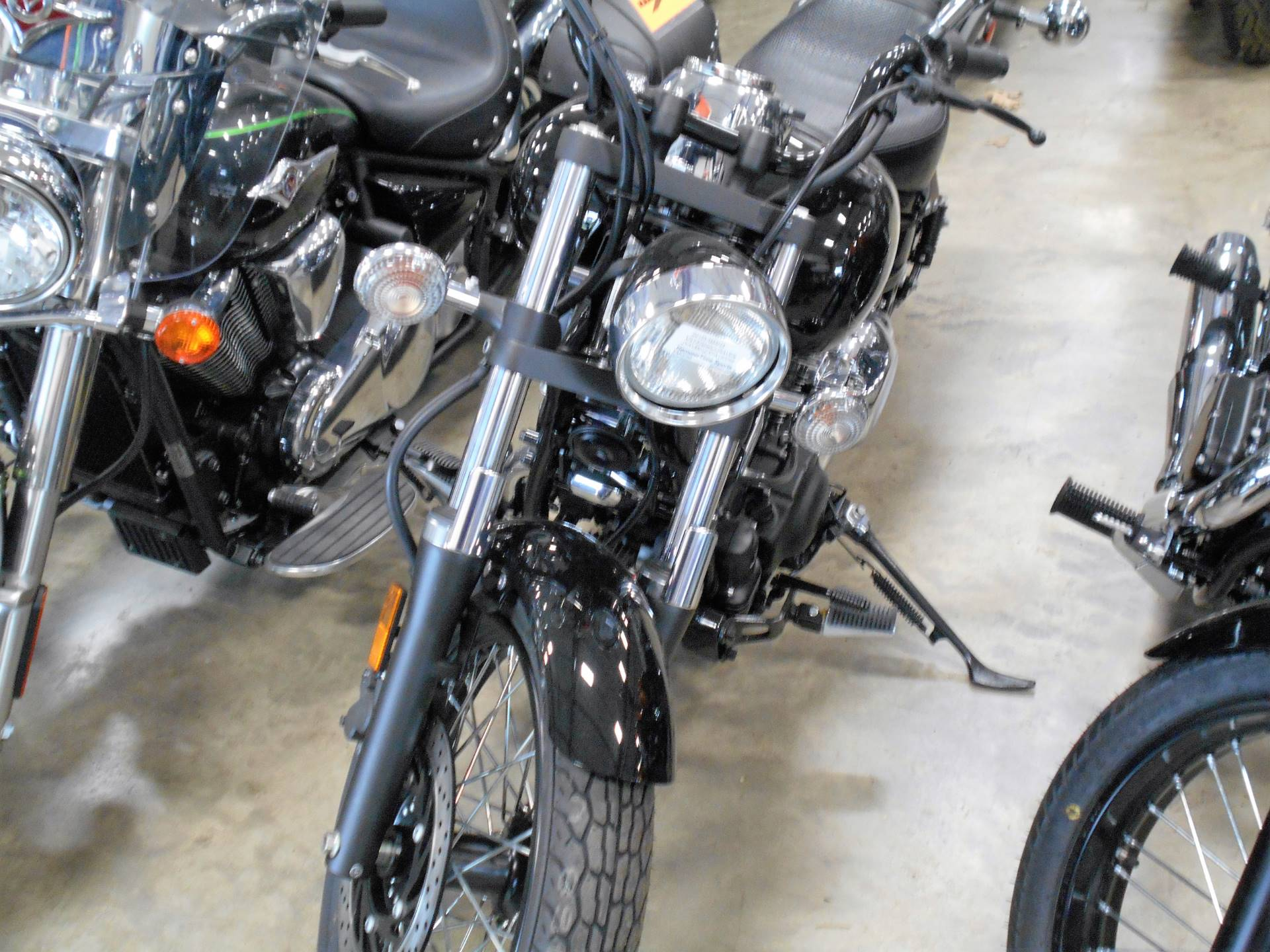 2015 Yamaha V Star 650 Custom in Belvidere, Illinois