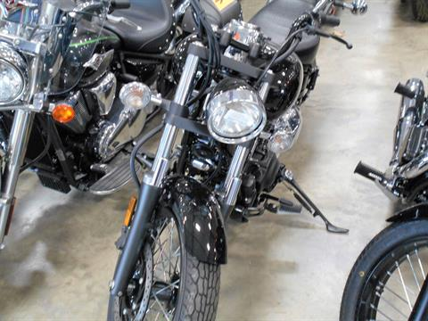 2015 Yamaha V Star 650 Custom in Belvidere, Illinois - Photo 1