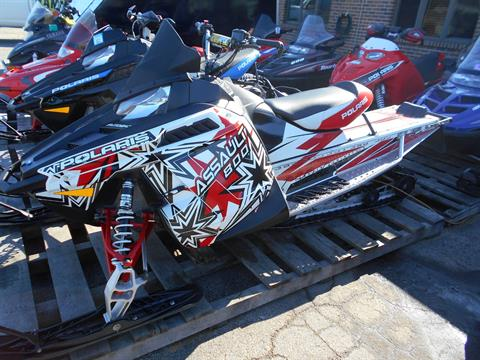 2012 Polaris Switchback® Assault 144 ES in Belvidere, Illinois