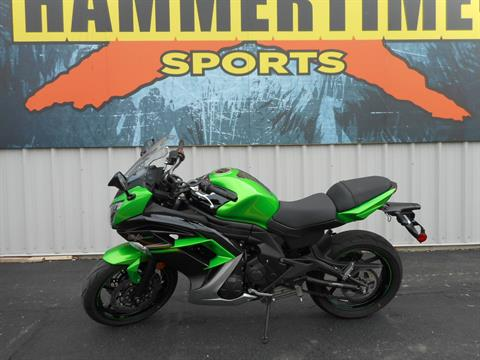 2016 Kawasaki Ninja 650 in Belvidere, Illinois - Photo 1