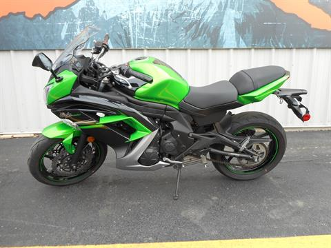 2016 Kawasaki Ninja 650 in Belvidere, Illinois - Photo 2