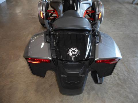 2016 Can-Am Spyder F3-T SM6 w/ Audio System in Belvidere, Illinois - Photo 8