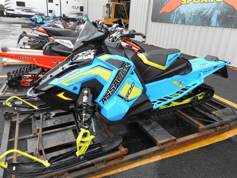 2019 Polaris 800 Switchback Assault 144 SnowCheck Select in Belvidere, Illinois