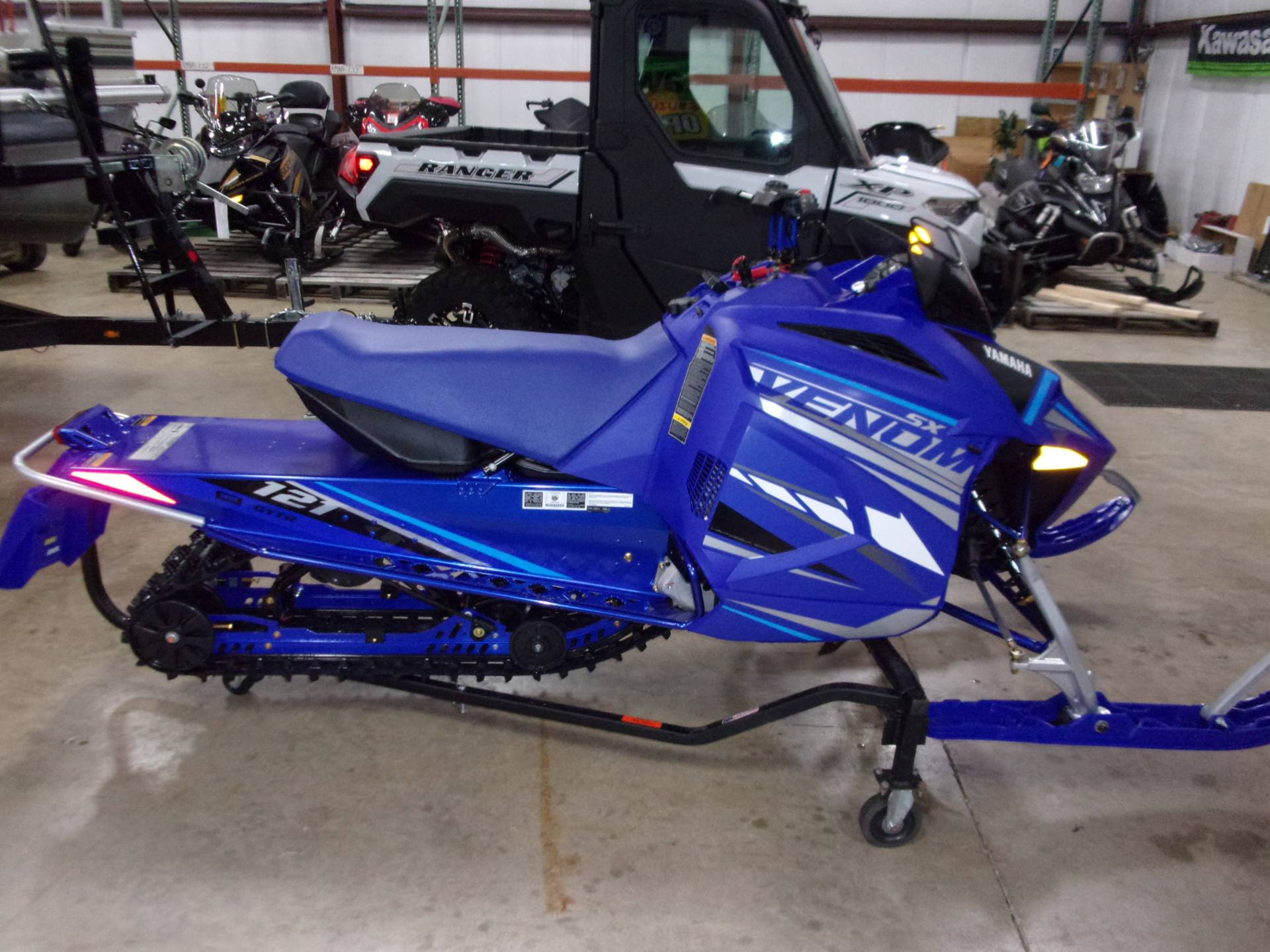 2021 Yamaha SXVenom in Belvidere, Illinois - Photo 2