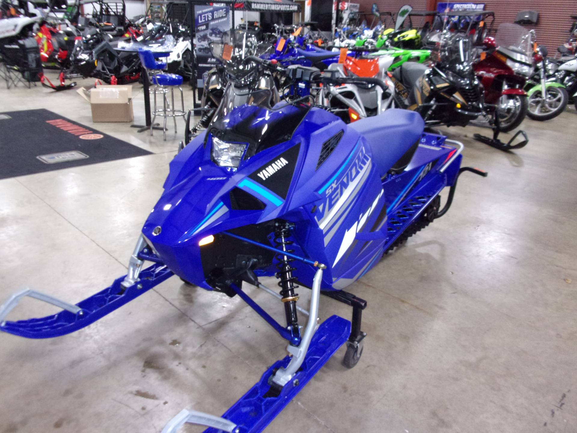 2021 Yamaha SXVenom in Belvidere, Illinois - Photo 1