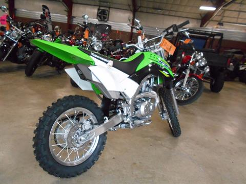 2018 Kawasaki KLX 140 in Belvidere, Illinois