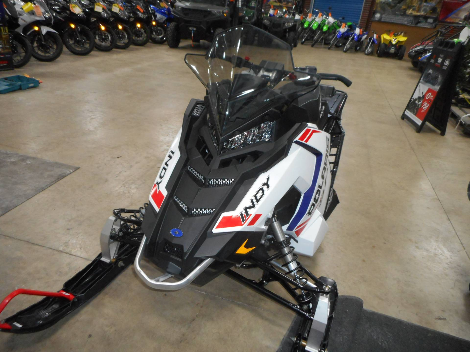 2020 Polaris 600 Indy SP 137 ES in Belvidere, Illinois - Photo 3