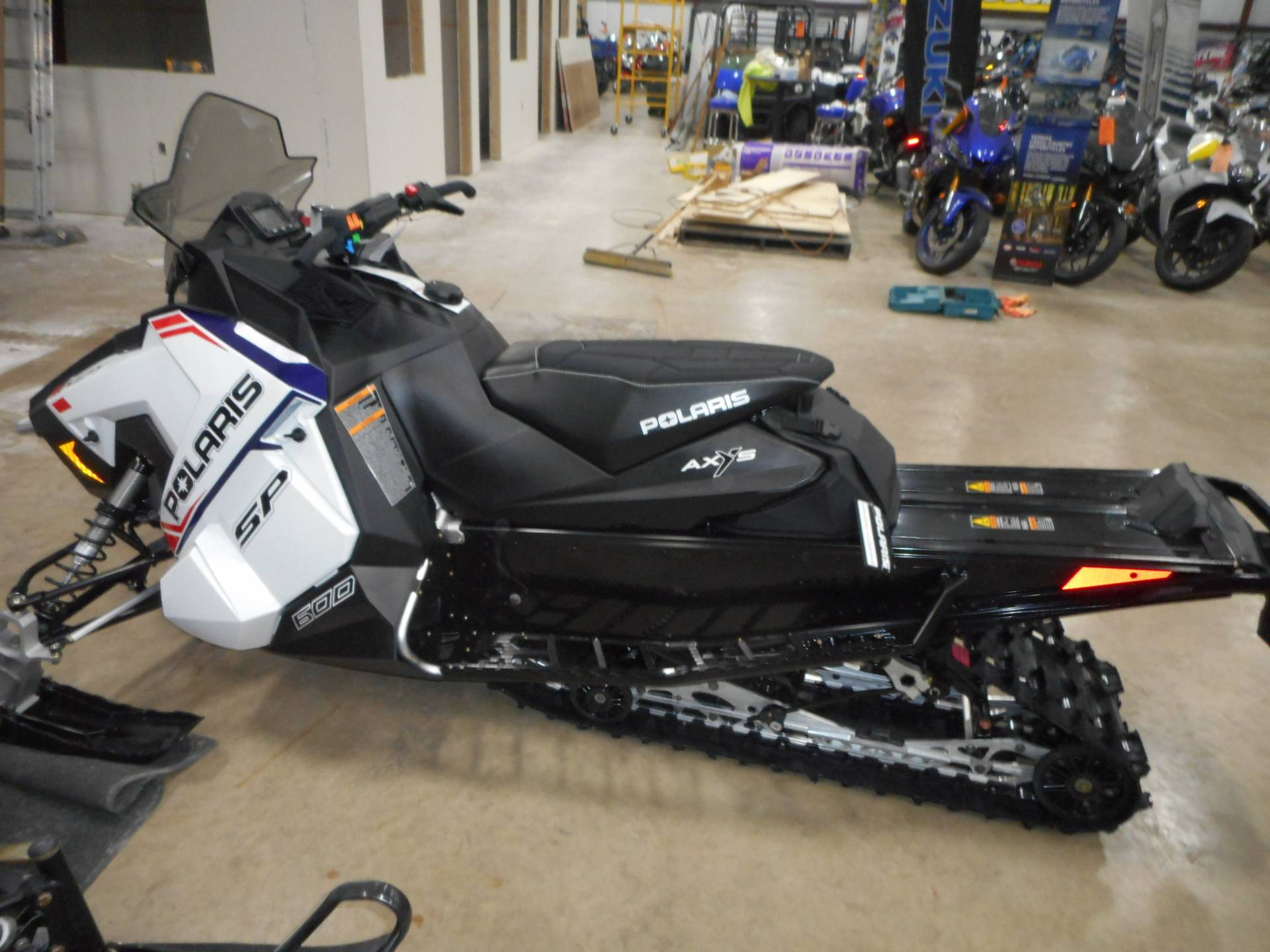 2020 Polaris 600 Indy SP 137 ES in Belvidere, Illinois - Photo 4