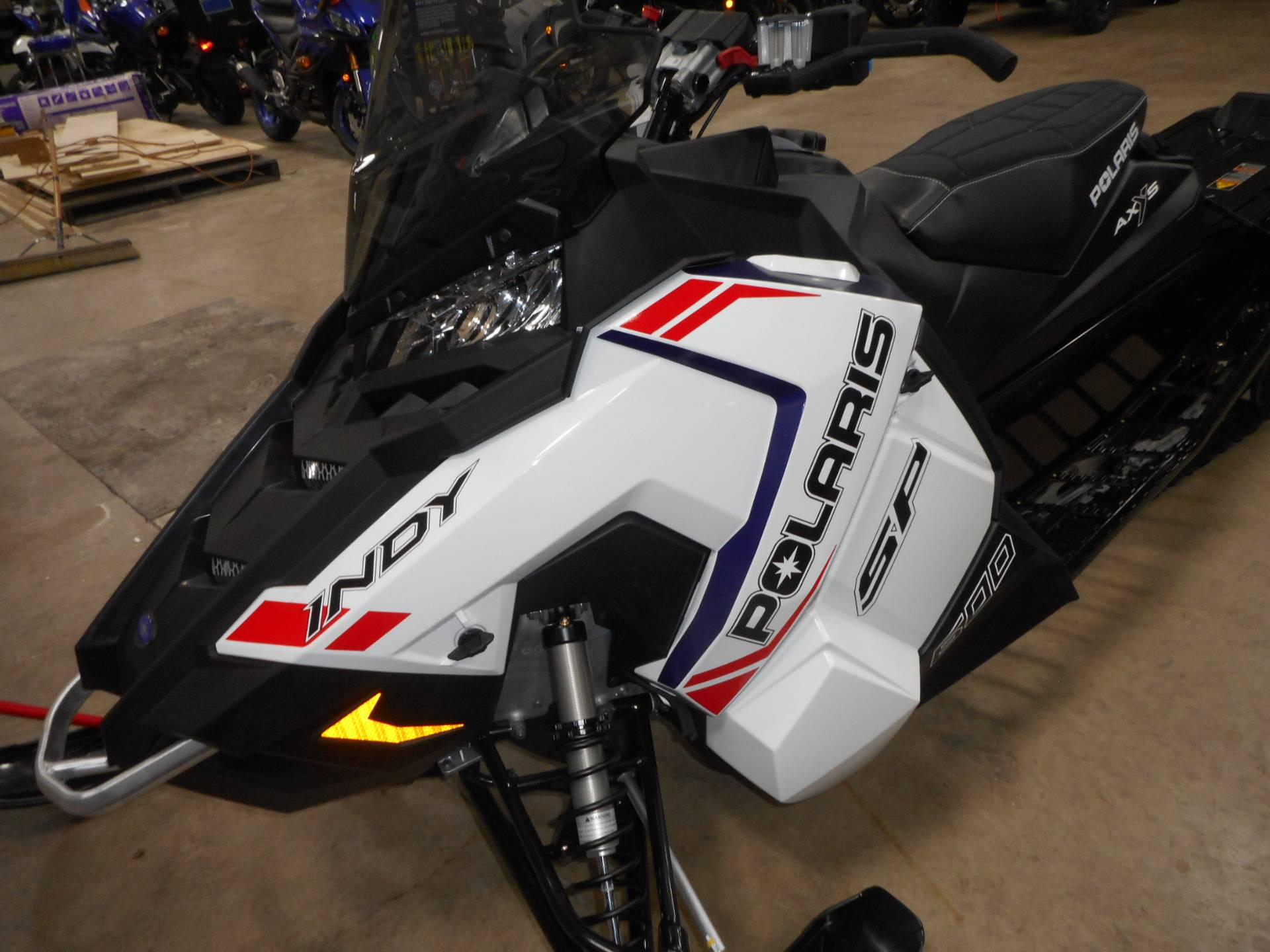 2020 Polaris 600 Indy SP 137 ES in Belvidere, Illinois - Photo 2