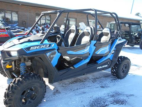 2015 Polaris RZR® 4 900 EPS in Belvidere, Illinois