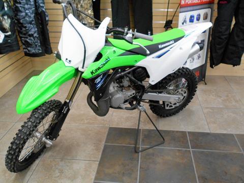 2014 Kawasaki KX™85 in Belvidere, Illinois
