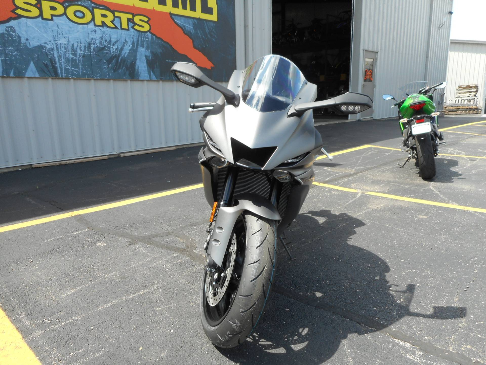 2019 Yamaha YZF-R6 6