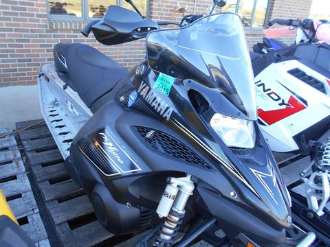 2010 Yamaha FX Nytro in Belvidere, Illinois - Photo 2