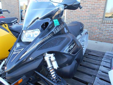 2010 Yamaha FX Nytro in Belvidere, Illinois - Photo 3