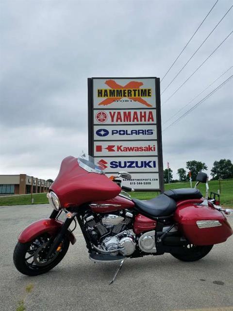 2014 Yamaha Stratoliner Deluxe in Belvidere, Illinois