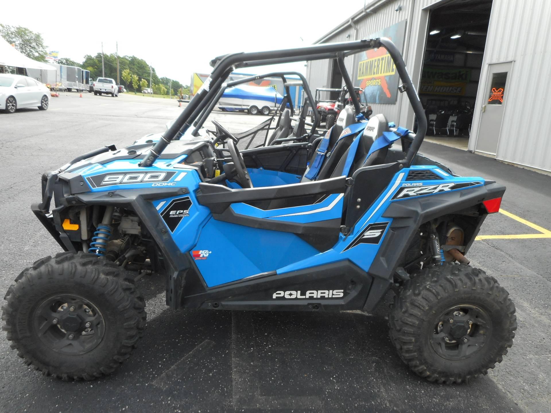 2015 Polaris Rzr >> 2015 Polaris Rzr S 900 Eps In Belvidere Illinois