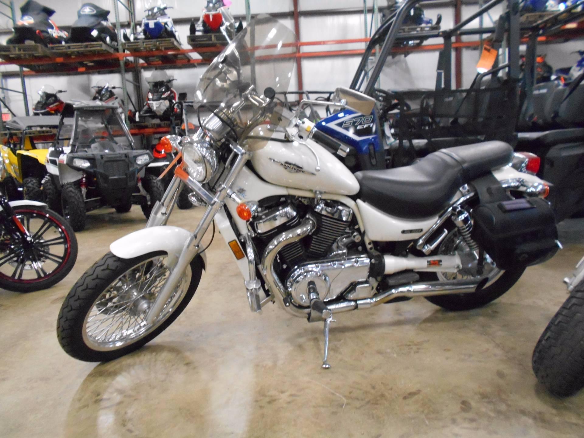 Used 2007 Suzuki Boulevard S50 Motorcycles in Belvidere, IL