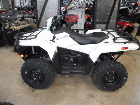 2020 Suzuki KingQuad 500AXi Power Steering with Rugged Package in Belvidere, Illinois - Photo 1