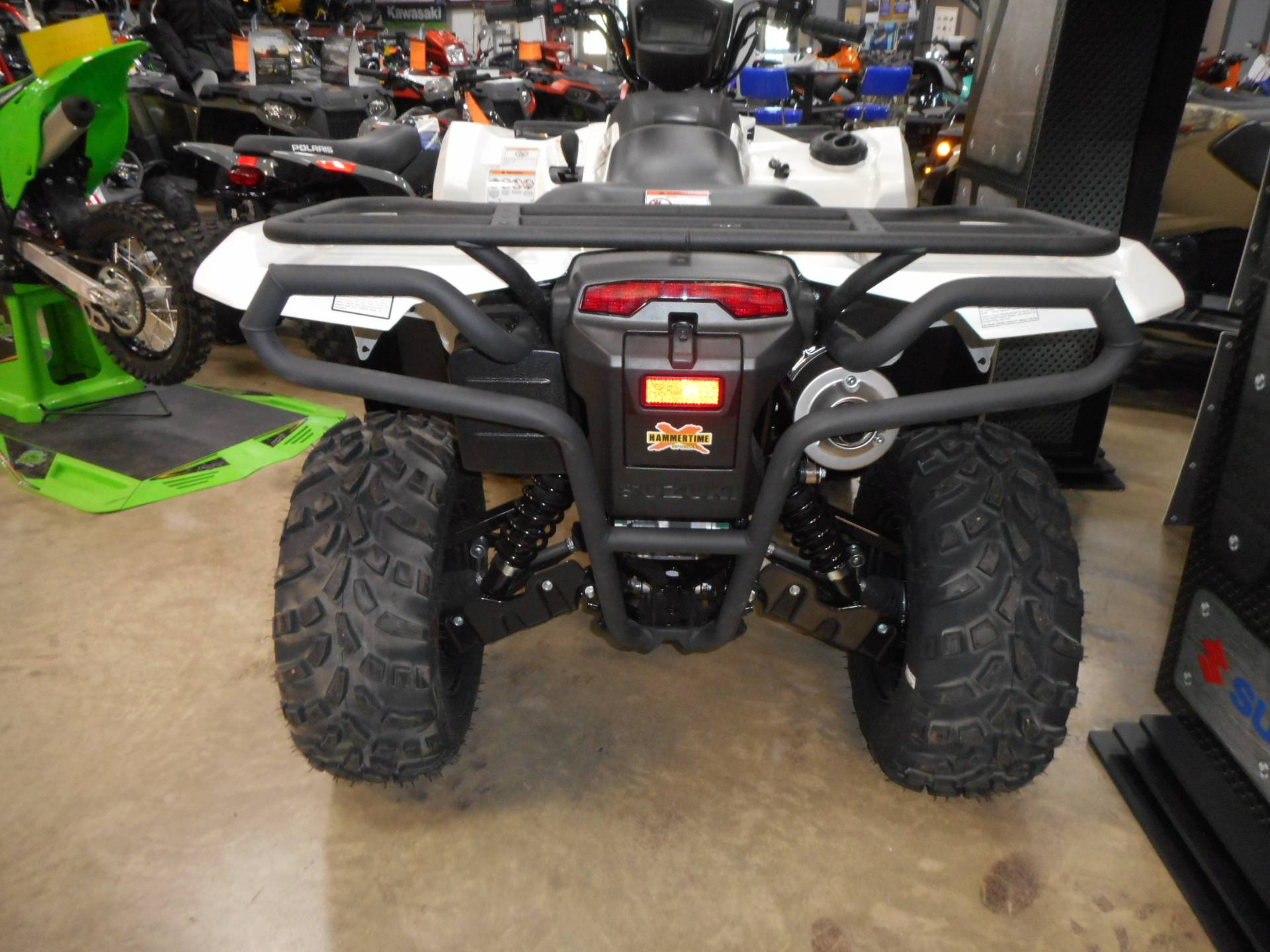 2020 Suzuki KingQuad 500AXi Power Steering with Rugged Package in Belvidere, Illinois - Photo 5