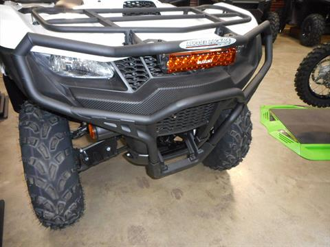 2020 Suzuki KingQuad 500AXi Power Steering with Rugged Package in Belvidere, Illinois - Photo 7