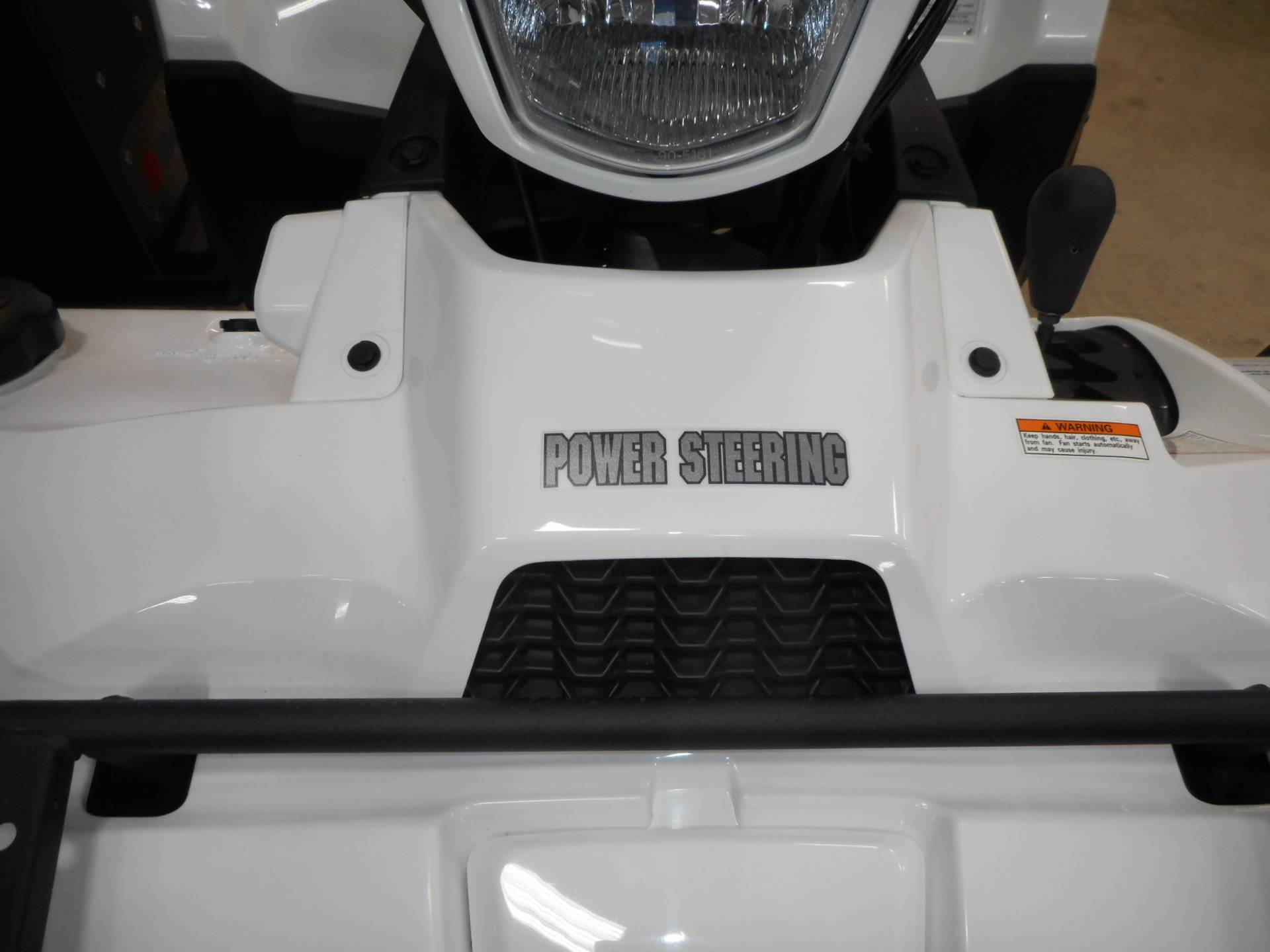2020 Suzuki KingQuad 500AXi Power Steering with Rugged Package in Belvidere, Illinois - Photo 8