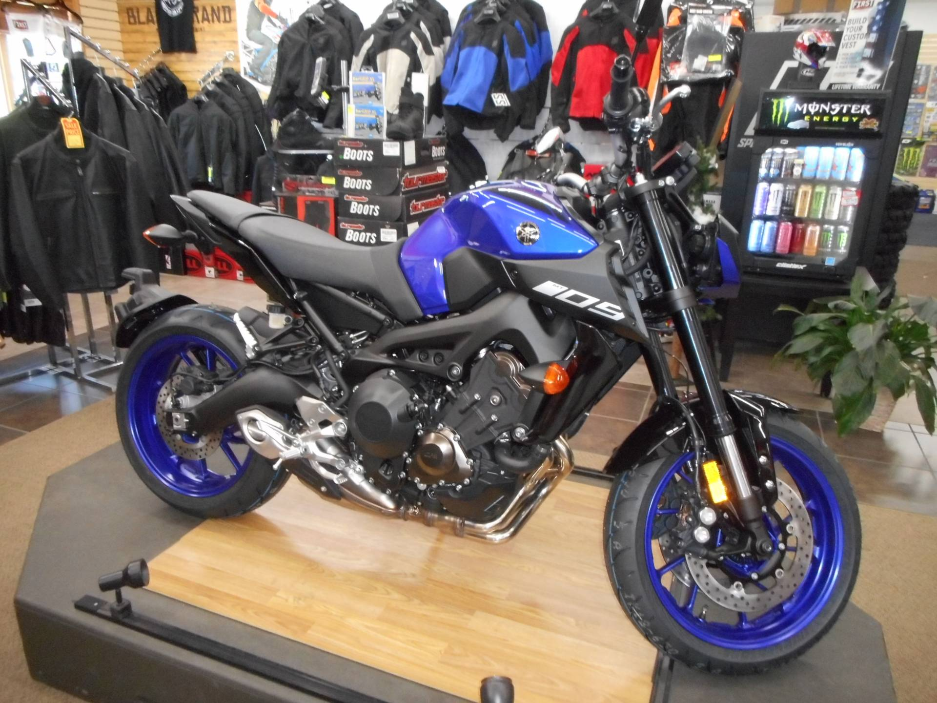 2019 Yamaha MT-09 in Belvidere, Illinois - Photo 1