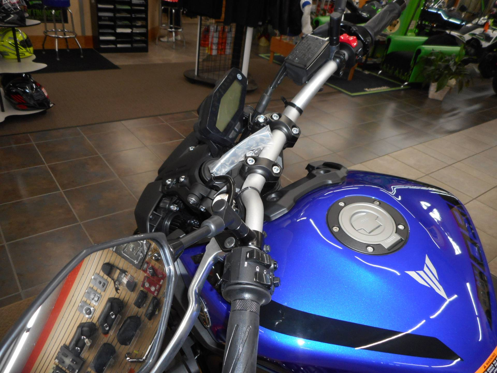 2019 Yamaha MT-09 in Belvidere, Illinois - Photo 5