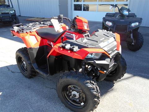 2018 Polaris Sportsman 850 in Belvidere, Illinois