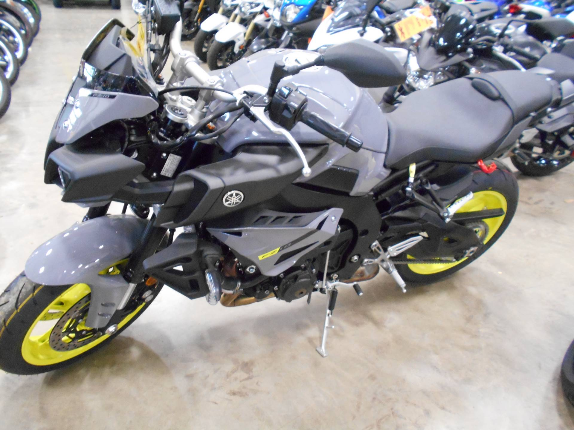 2017 Yamaha FZ-10 in Belvidere, Illinois