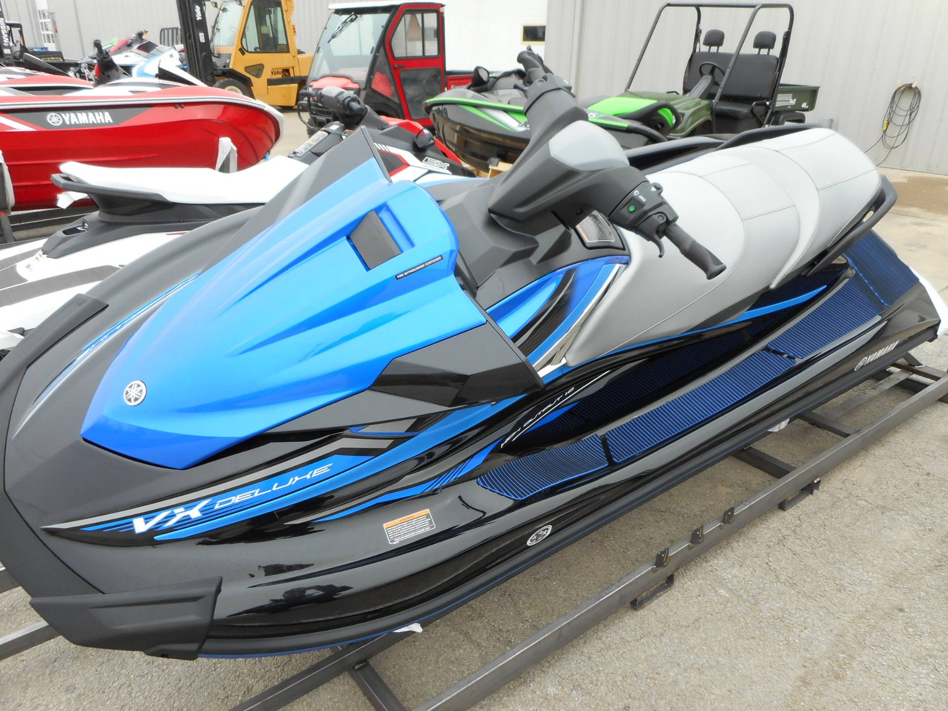2018 Yamaha VX Deluxe in Belvidere, Illinois - Photo 1
