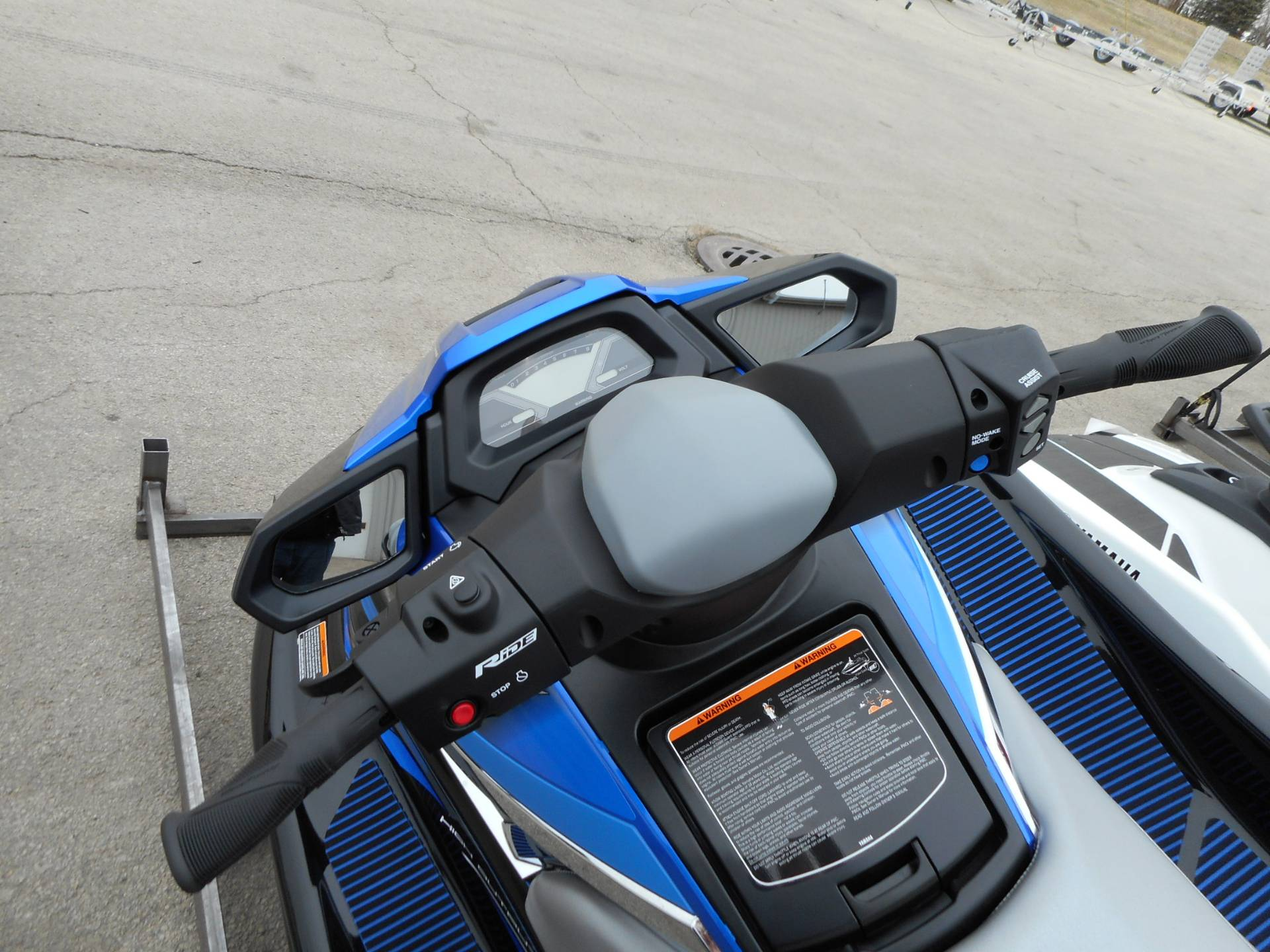 2018 Yamaha VX Deluxe in Belvidere, Illinois - Photo 4