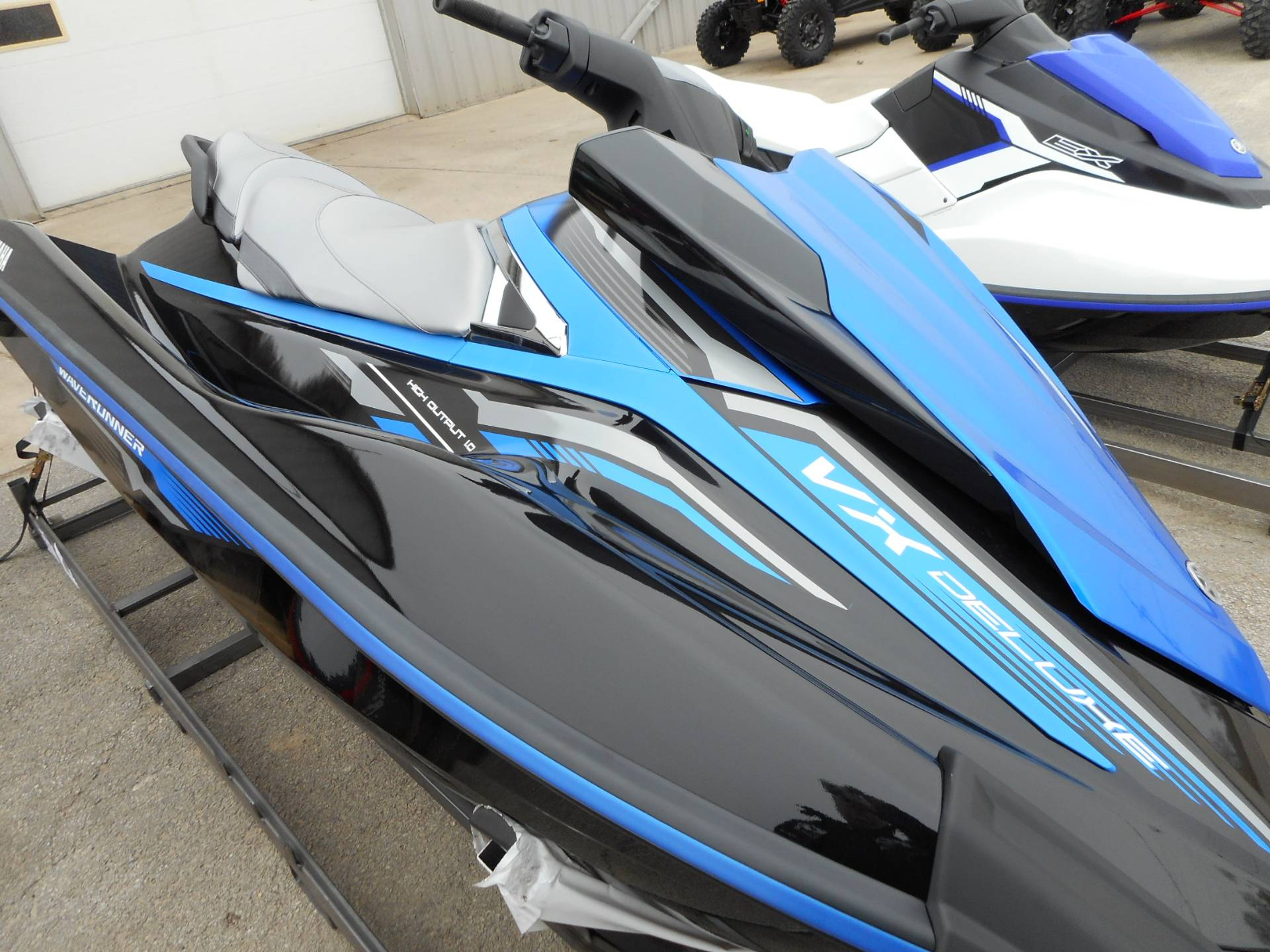 2018 Yamaha VX Deluxe in Belvidere, Illinois - Photo 2