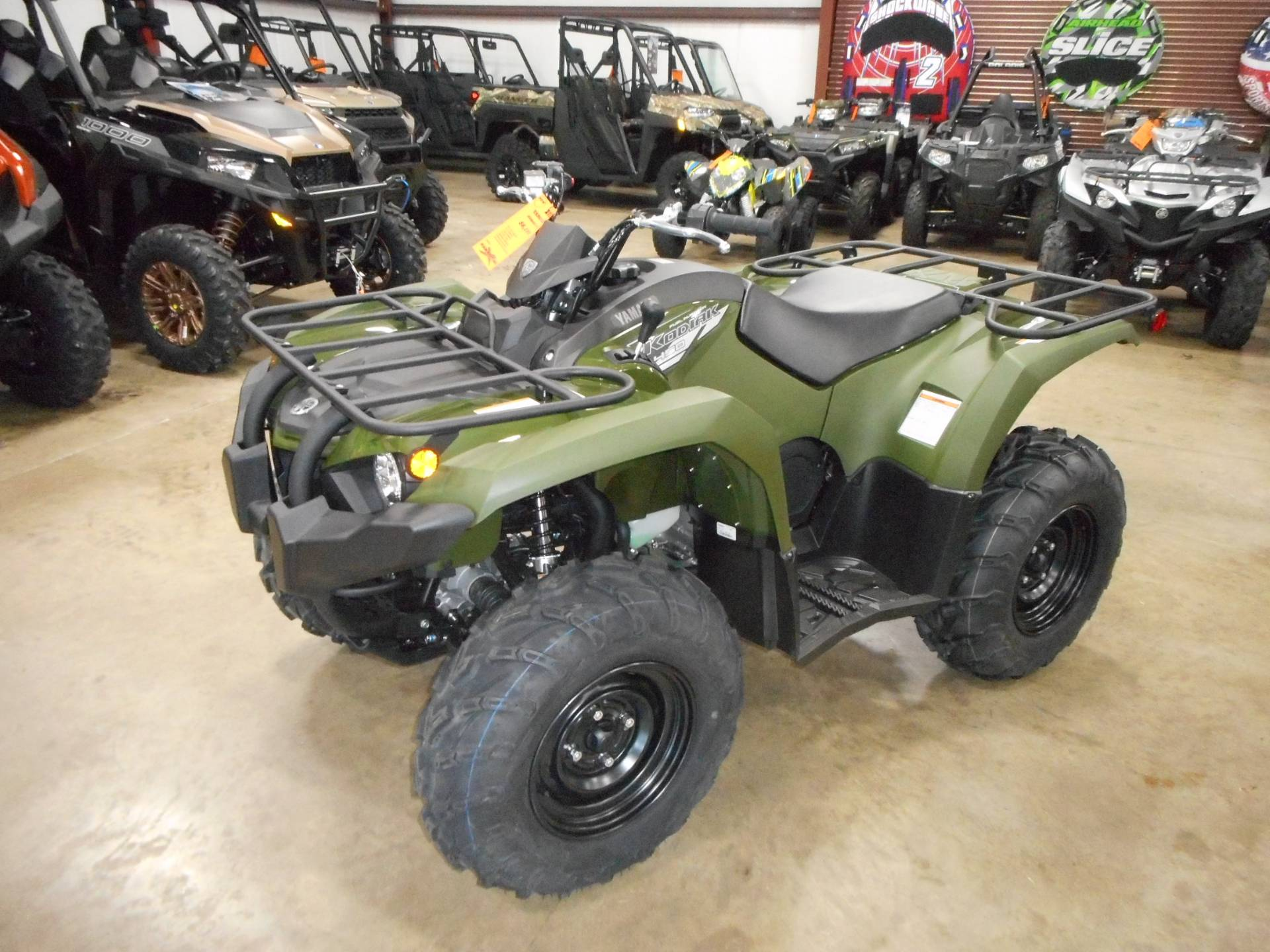 2020 Yamaha Kodiak 450 in Belvidere, Illinois - Photo 3