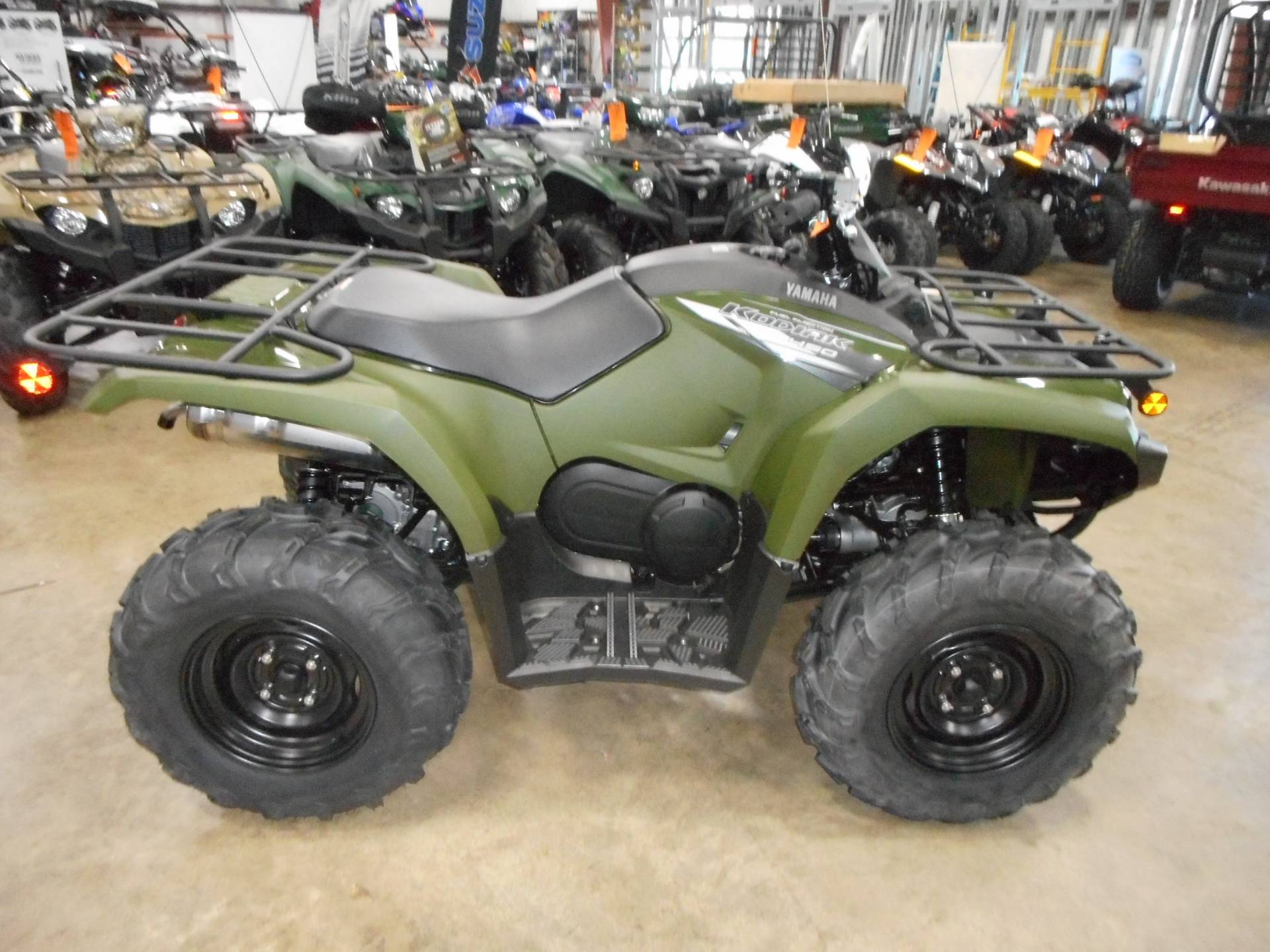 2020 Yamaha Kodiak 450 in Belvidere, Illinois - Photo 4