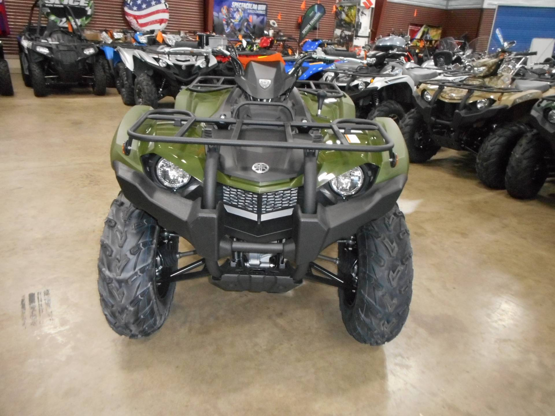 2020 Yamaha Kodiak 450 in Belvidere, Illinois - Photo 7