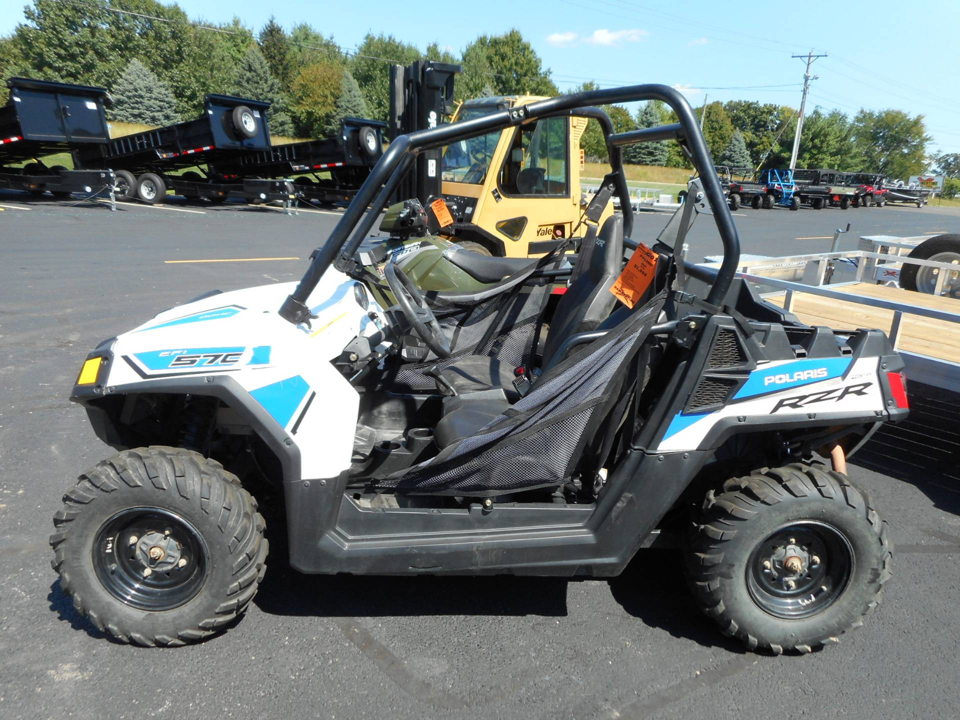 2017 Polaris RZR 570 in Belvidere, Illinois - Photo 1