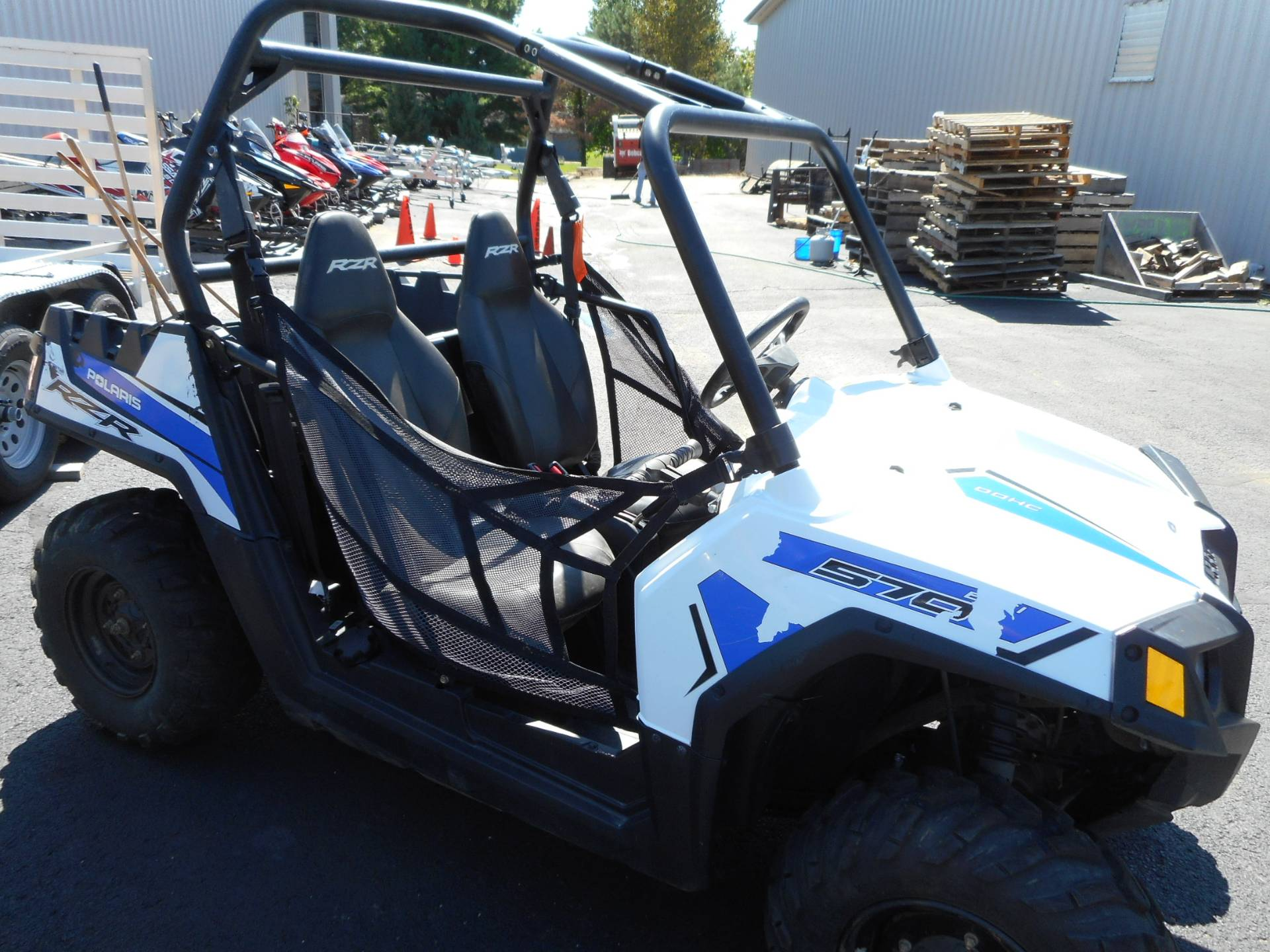 2017 Polaris RZR 570 in Belvidere, Illinois - Photo 2