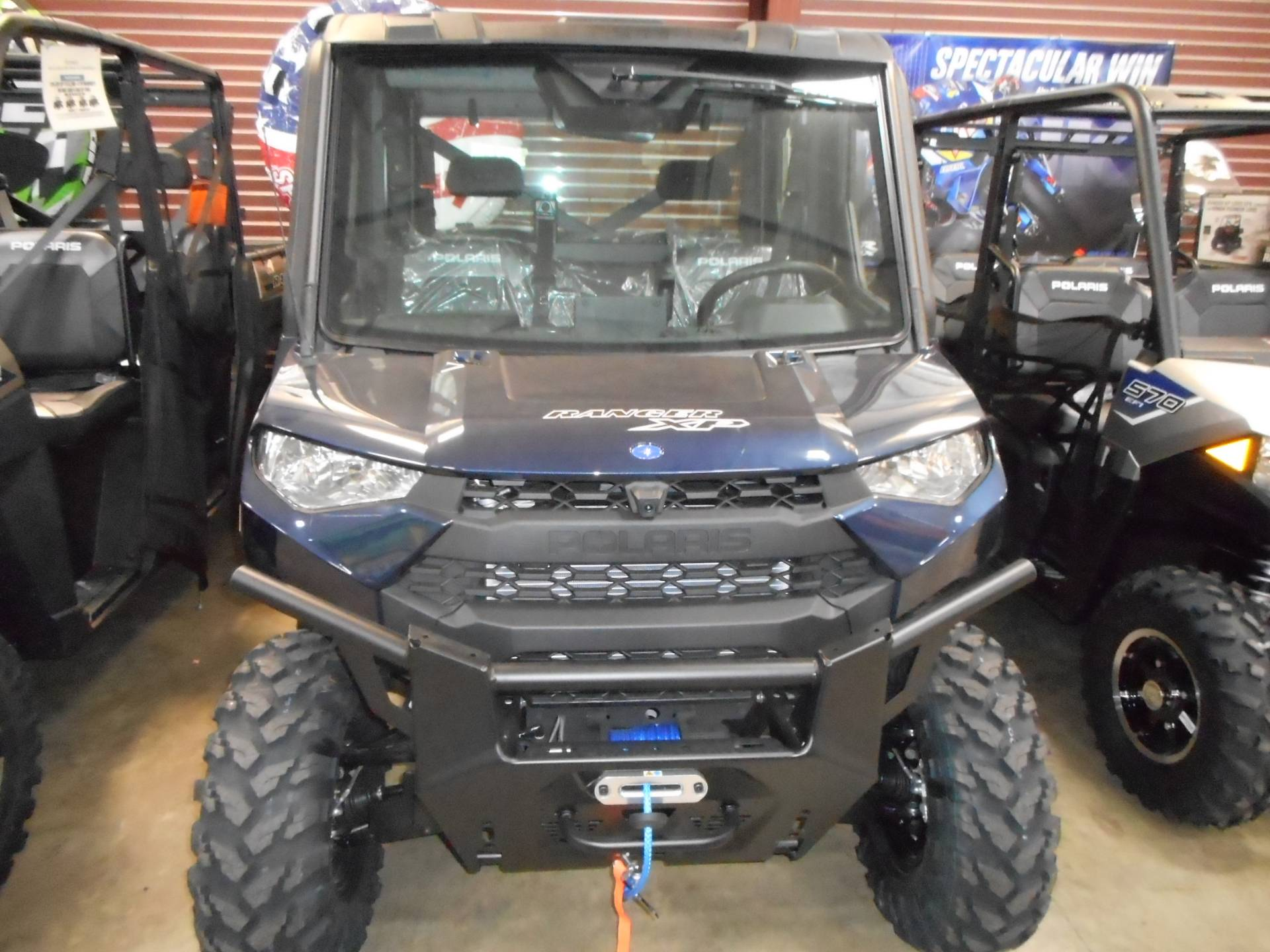 2020 Polaris RANGER CREW XP 1000 NorthStar Edition + Ride Command Package in Belvidere, Illinois - Photo 2