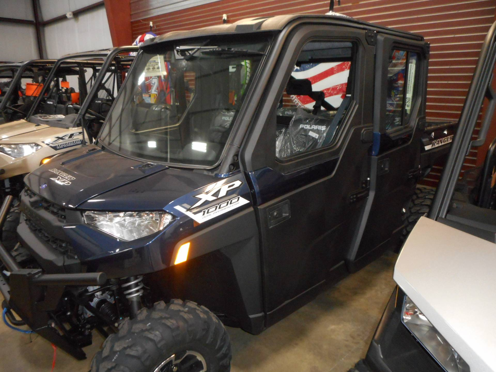 2020 Polaris RANGER CREW XP 1000 NorthStar Edition + Ride Command Package in Belvidere, Illinois - Photo 3