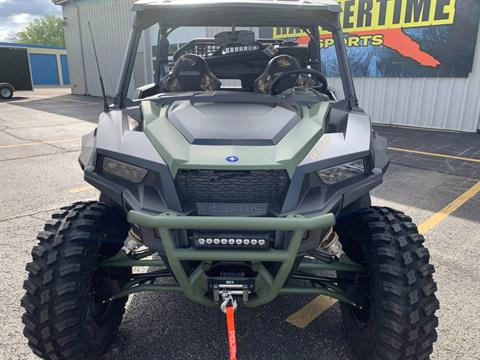 2021 Polaris General XP 1000 Pursuit Edition in Belvidere, Illinois - Photo 4