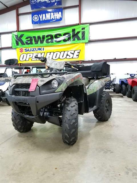 2015 Kawasaki Brute Force® 750 4x4i EPS Camo in Belvidere, Illinois