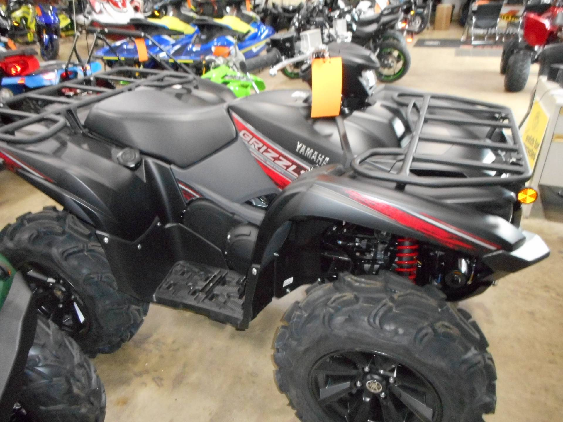 2019 Yamaha Grizzly EPS SE in Belvidere, Illinois