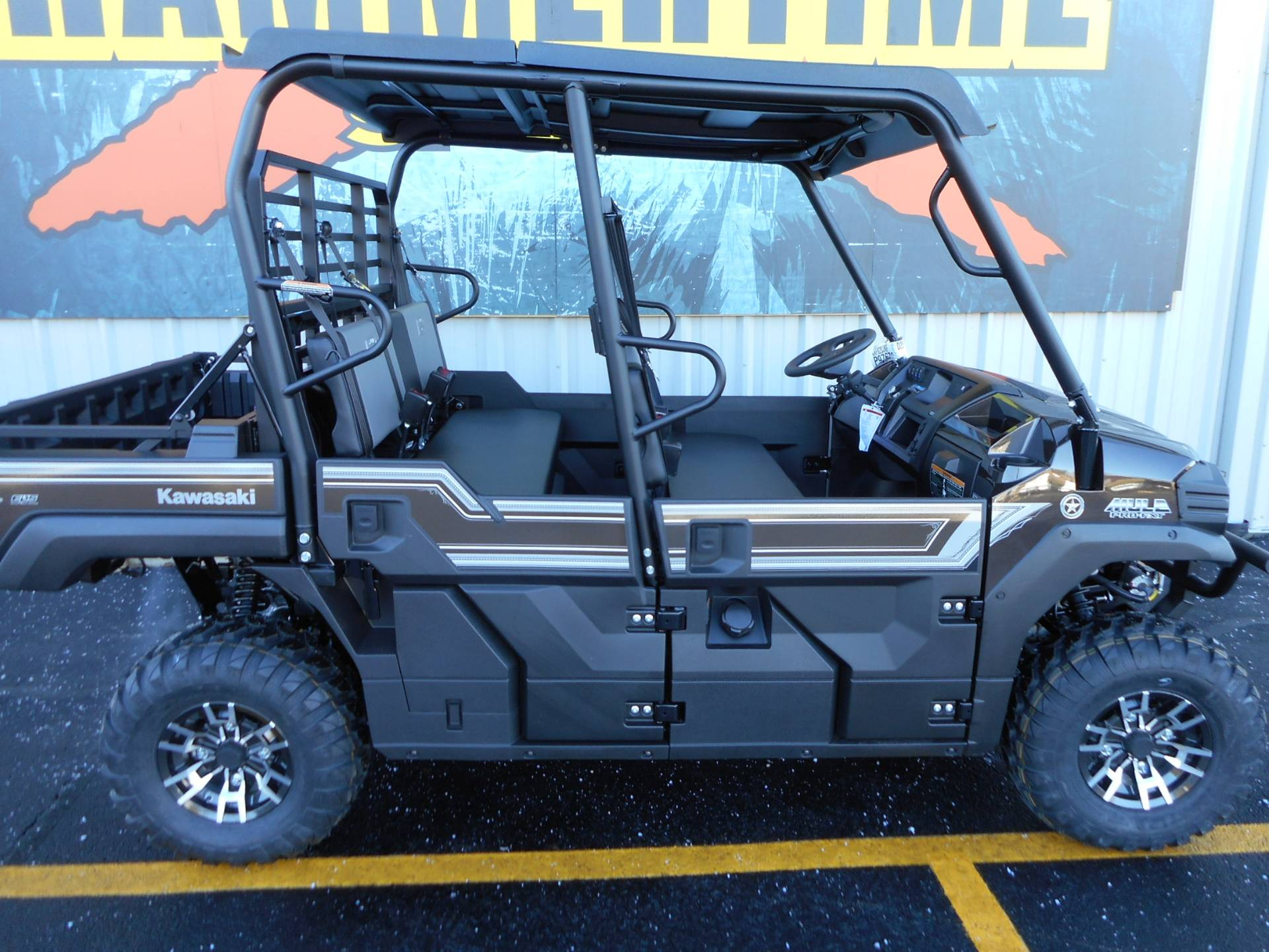 2019 Kawasaki Mule PRO-FXT Ranch Edition in Belvidere, Illinois - Photo 2