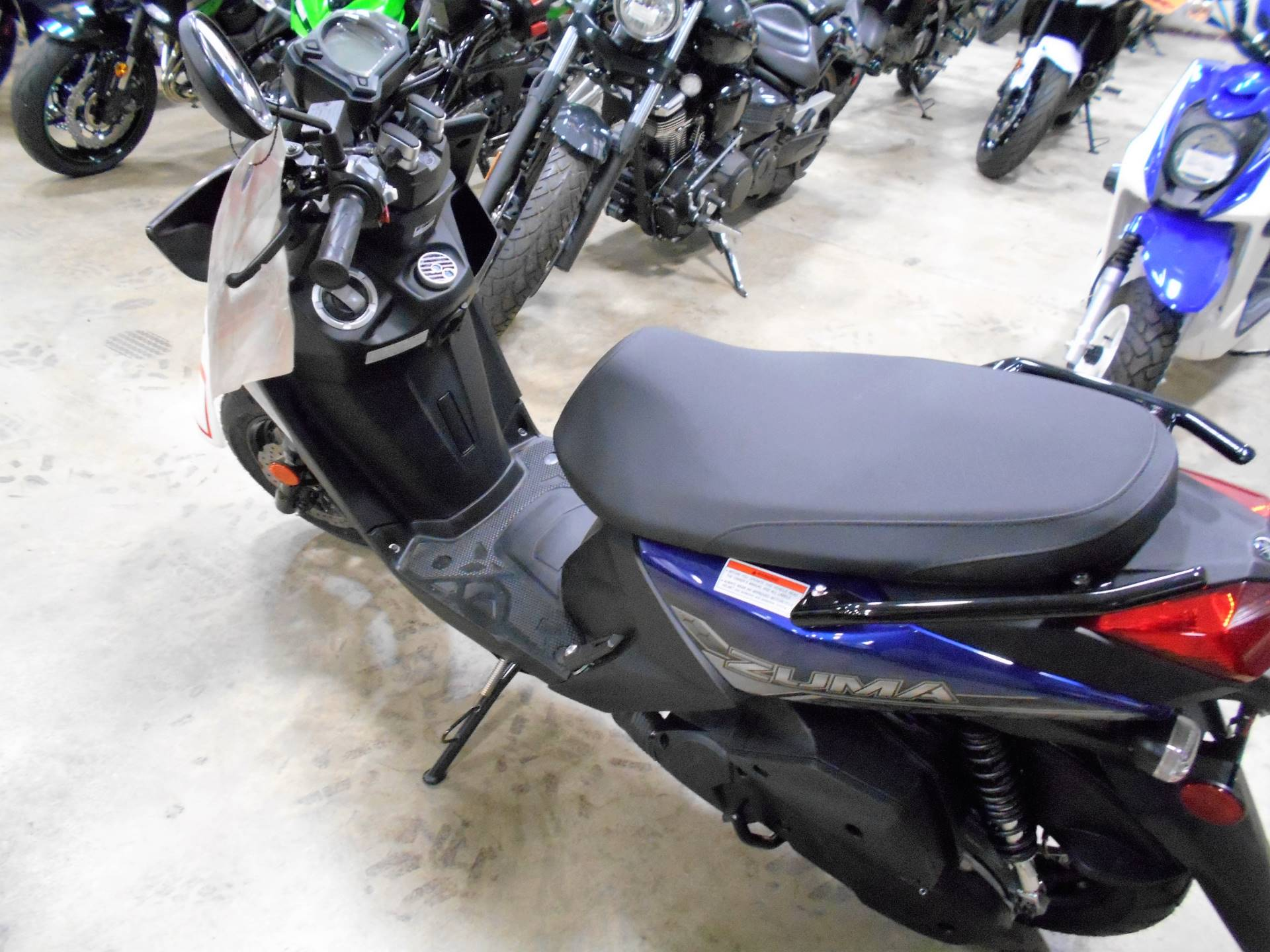 2016 Yamaha Zuma 125 in Belvidere, Illinois