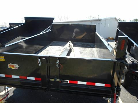 2020 Quality Trailers 83 x 12 DUMP TRAILER in Belvidere, Illinois - Photo 2