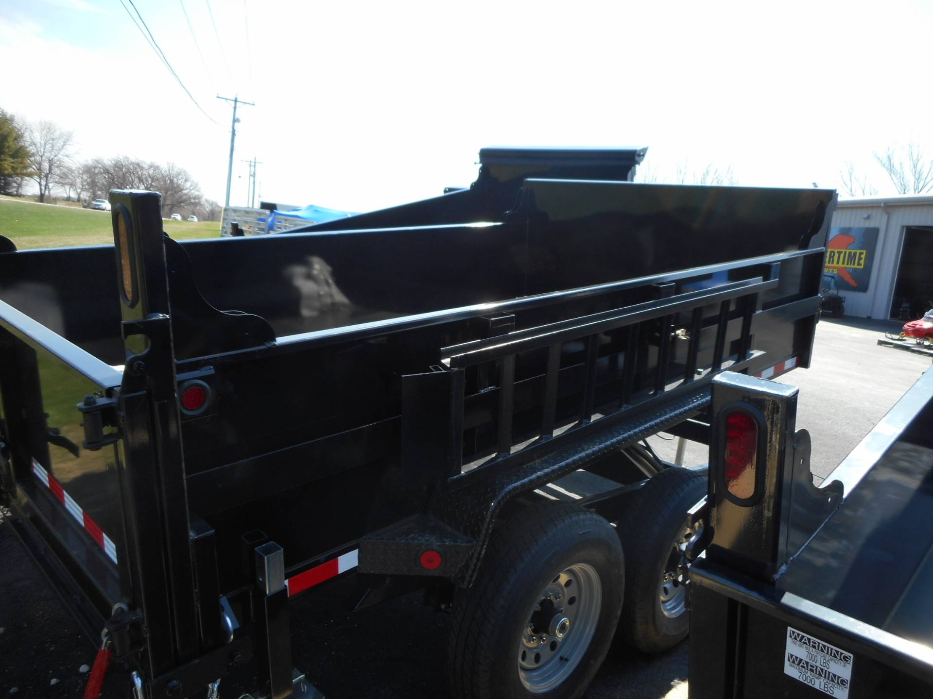 2020 Quality Trailers 83 x 12 DUMP TRAILER in Belvidere, Illinois - Photo 3