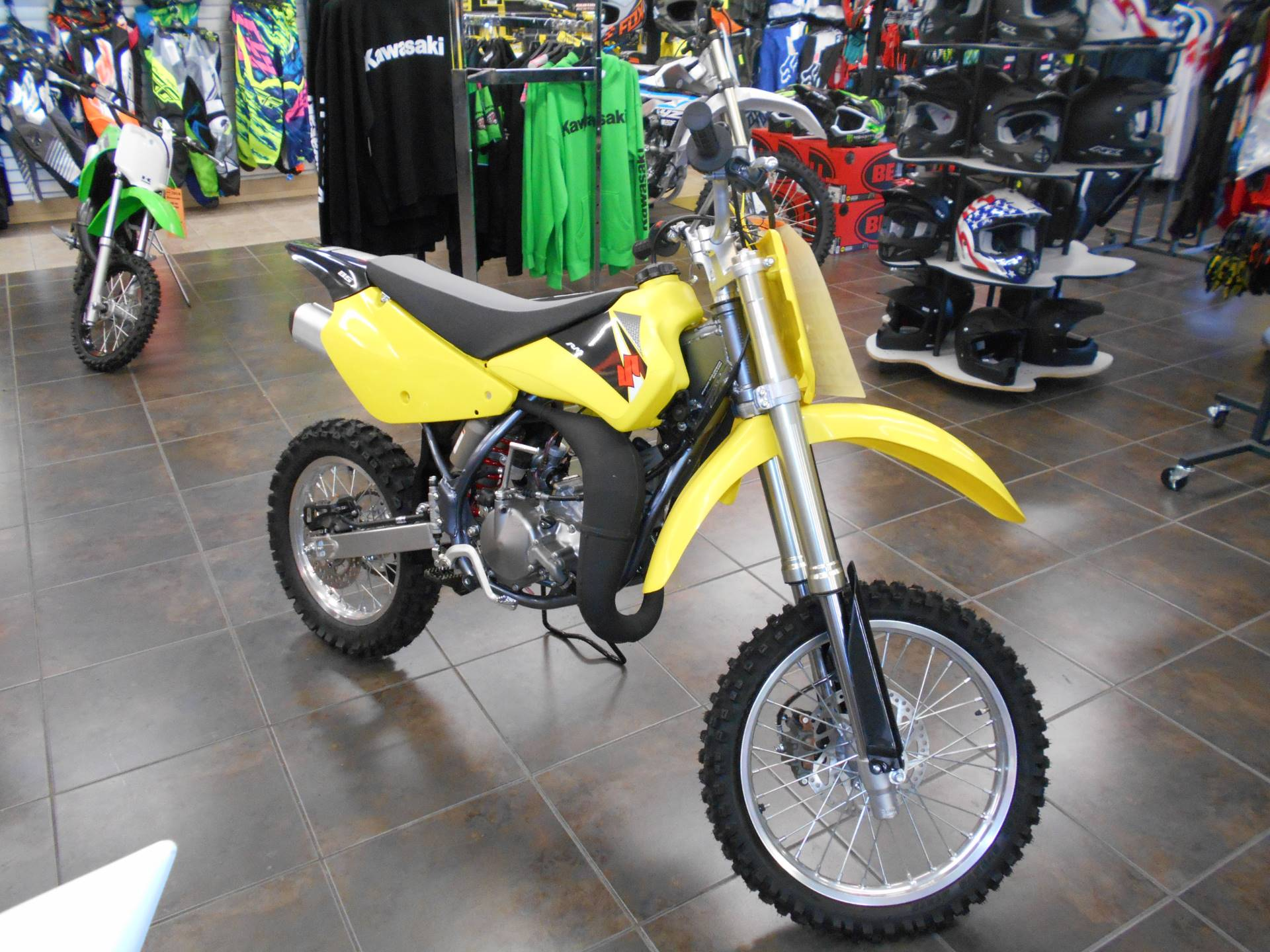 2016 Suzuki RM85 in Belvidere, Illinois - Photo 1