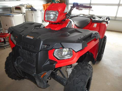 2017 Polaris Sportsman 570 in Belvidere, Illinois