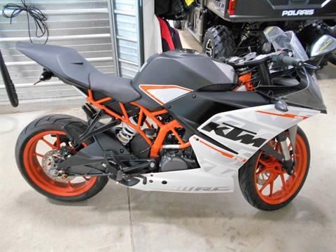 2015 KTM RC 390 in Belvidere, Illinois